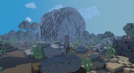 Early Screenshot: Cave