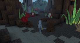 Early Screenshot: Giant Forest