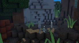 Early Screenshot: Underbrush